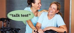 talk-test