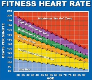 fitness heart rate