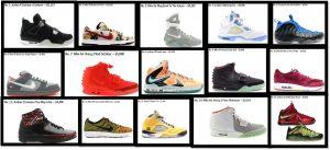 sneaker price