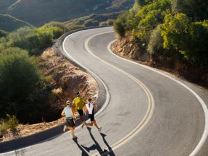 3 Hill Workouts for a Faster 5K
