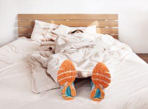 runner sleep