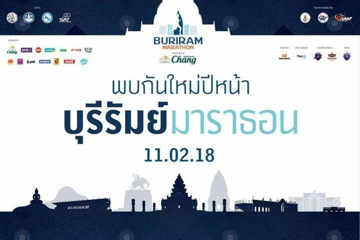 Buriram Marathon 2018