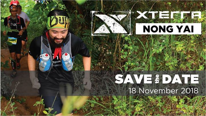 Xterra Nongyai Trail Run 2018