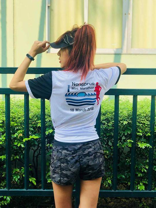 เดิน-วิ่งการกุศล หนองปรือ มินิมาราธอน 2018