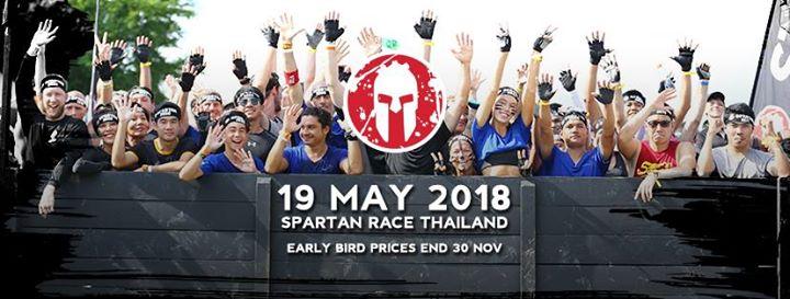 Spartan Race Thailand 2018