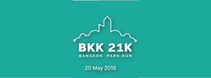 Singha Bangkok Park Run 2018