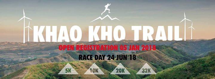 Khao Kho Trail 2018