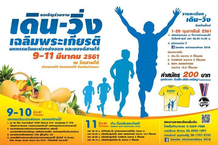Samko Mini Marathon 2018
