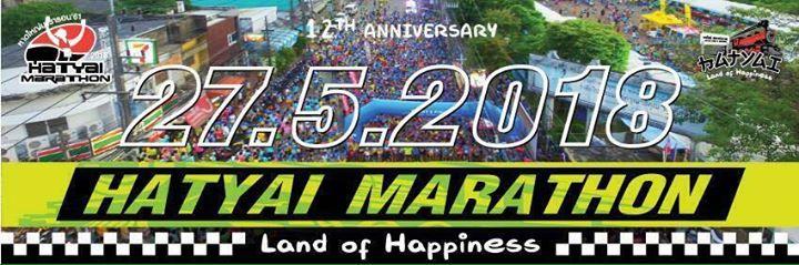 Hatyai Marathon 2018
