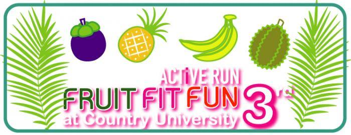 Active Run FRUIT FIT FUN 2018