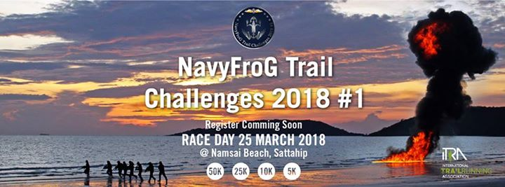NavyFrog Trail Challenges 2018